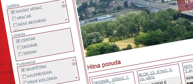 izrada sajta Beograd